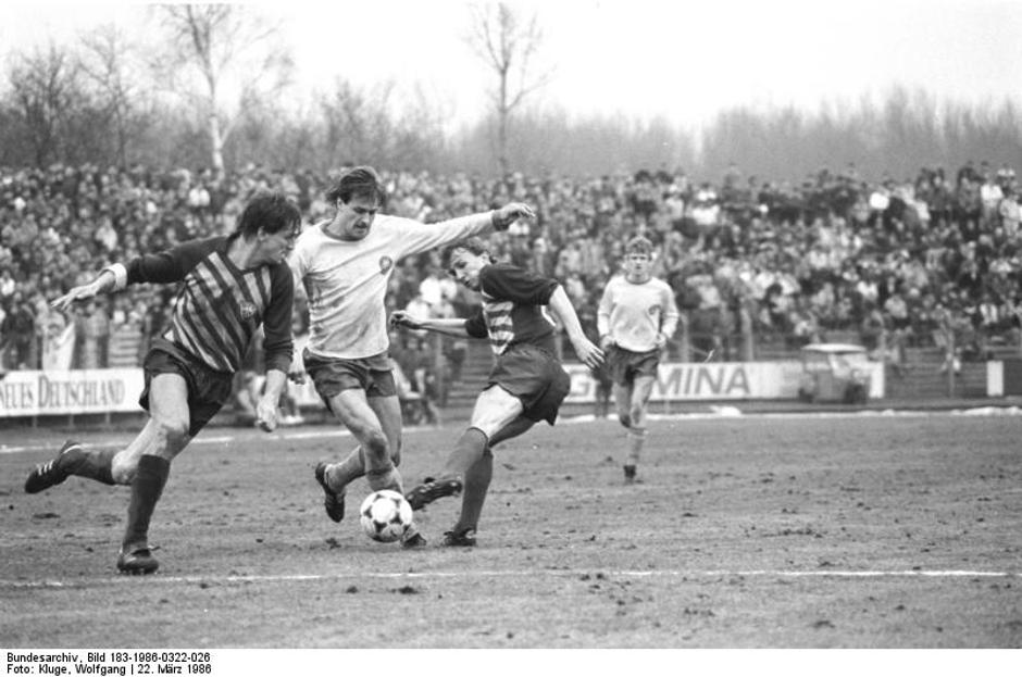 Klub Istočne Njemačke Berliner FC Dynamo | Author: Wikimedia Commons
