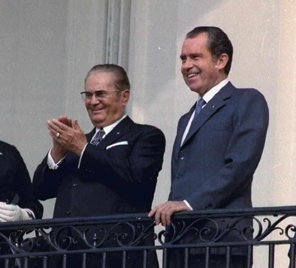 Josip Broz Tito | Author: White House