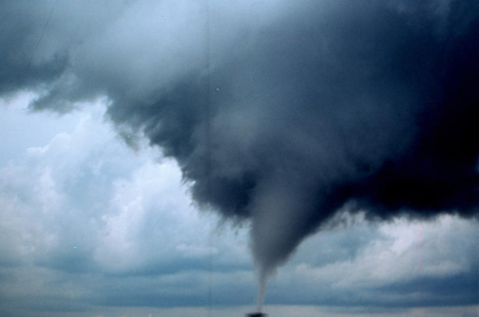Tornado | Author: OAR/ERL/National Severe Storms Laboratory (NSSL)