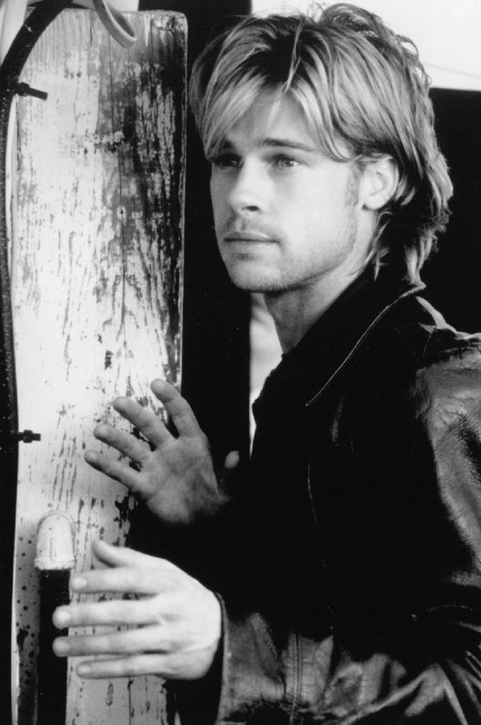Brad Pitt/The Devil's Own | Author: Universal Pictures