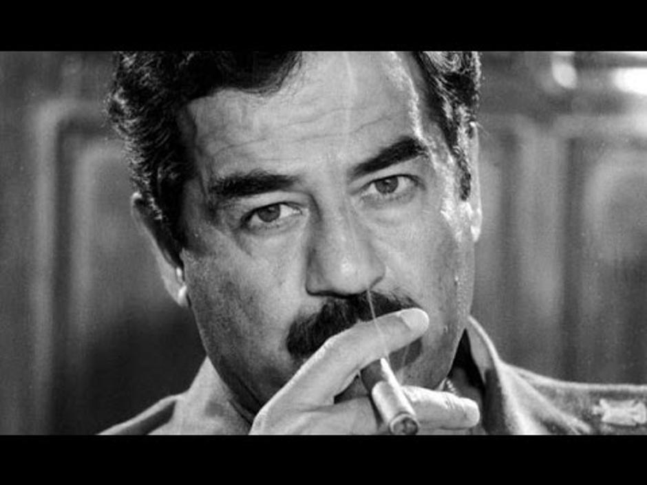 Saddam Hussein, irački diktator | Author: screenshot