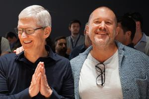 Tim Cook i Jony Ive