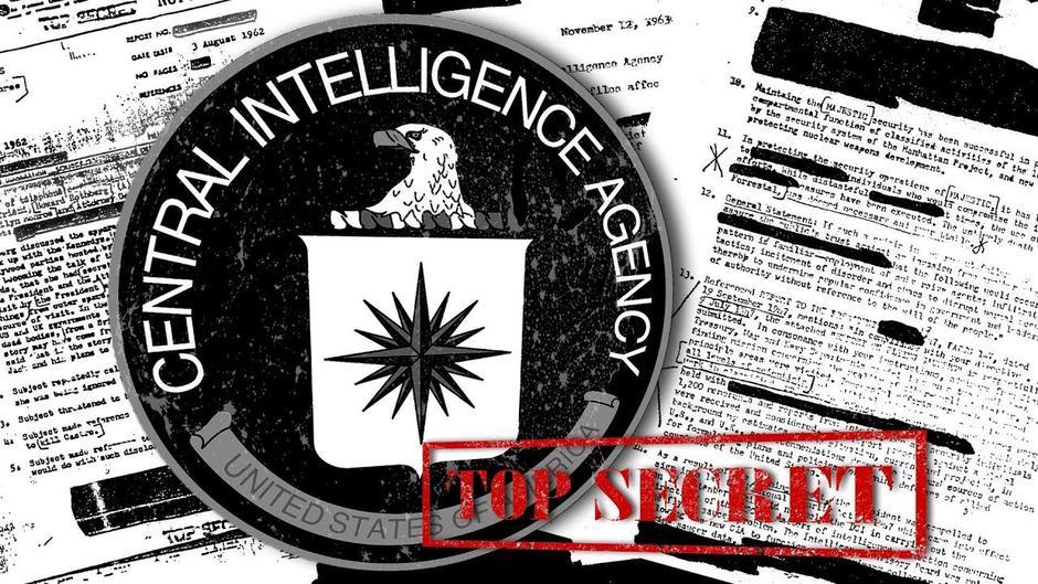Ilustracija tajni CIA-e | Author: screenshot/youtube