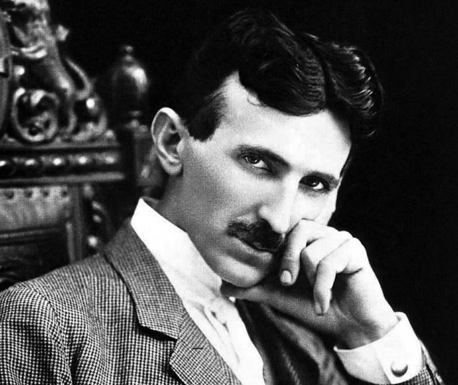 Nikola Tesla | Author: Wikipedia