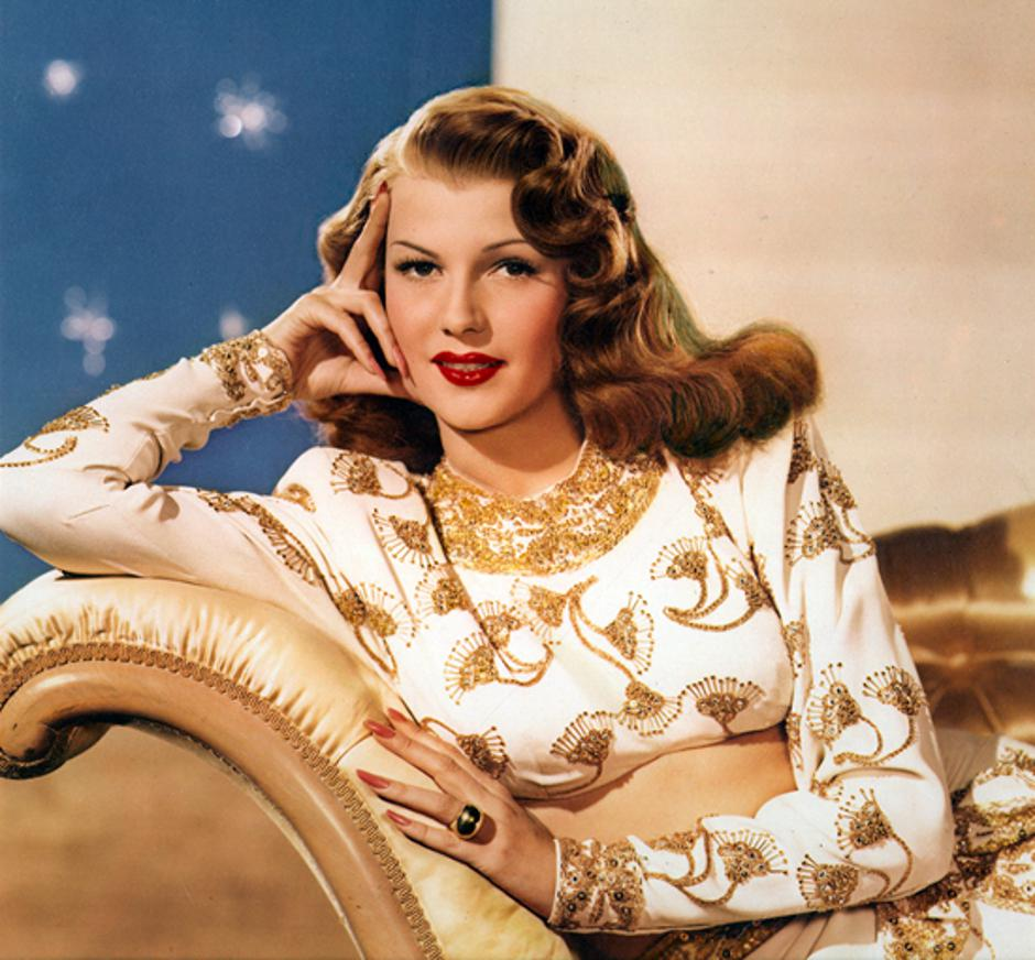 Rita Hayworth | Author: Wikimedia Commons