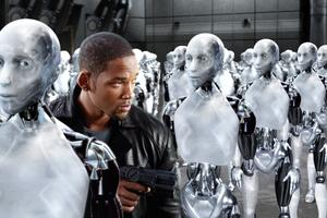 Will Smith u I, Robot