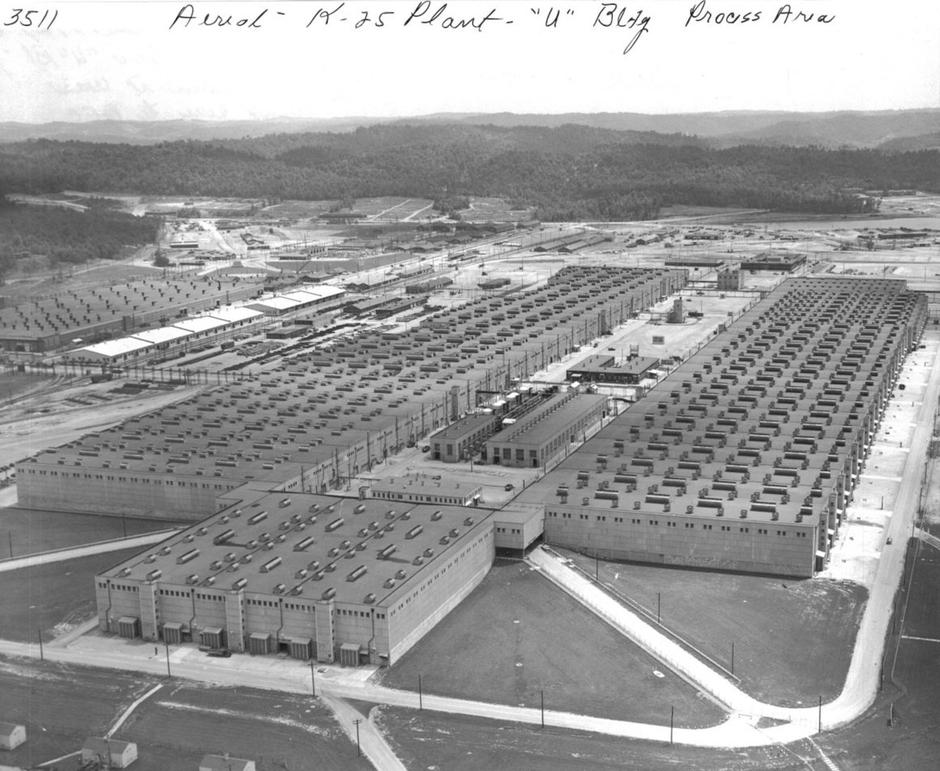 Oak Ridge | Author: NATIONAL ARCHIVES AND RECORDS ADMINISTRATION/Public Domain