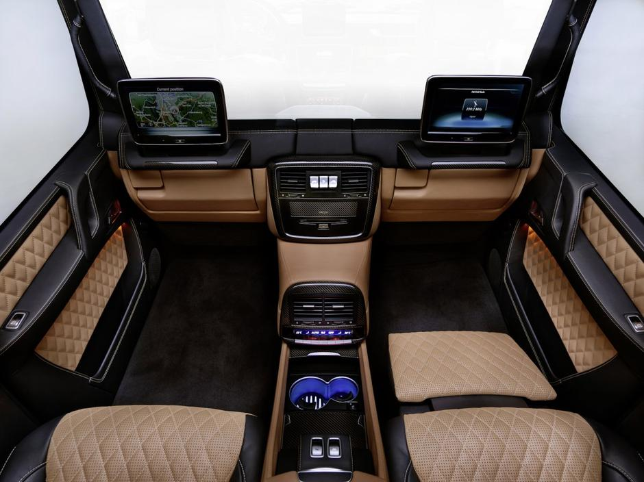 Mercedes G650 Landaulet | Author: Daimler