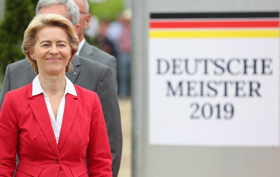 Ursula von der Leyen   Author: Friso Gentsch/ DPA/ Pixsell