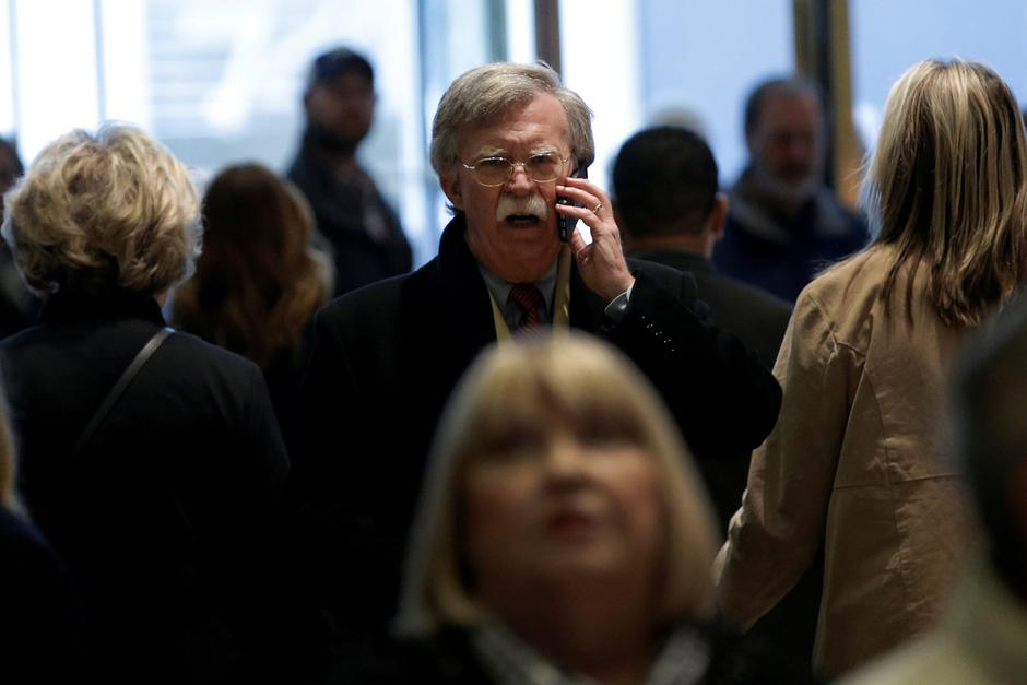 John Bolton | Author: MIKE SEGAR/REUTERS/PIXSELL