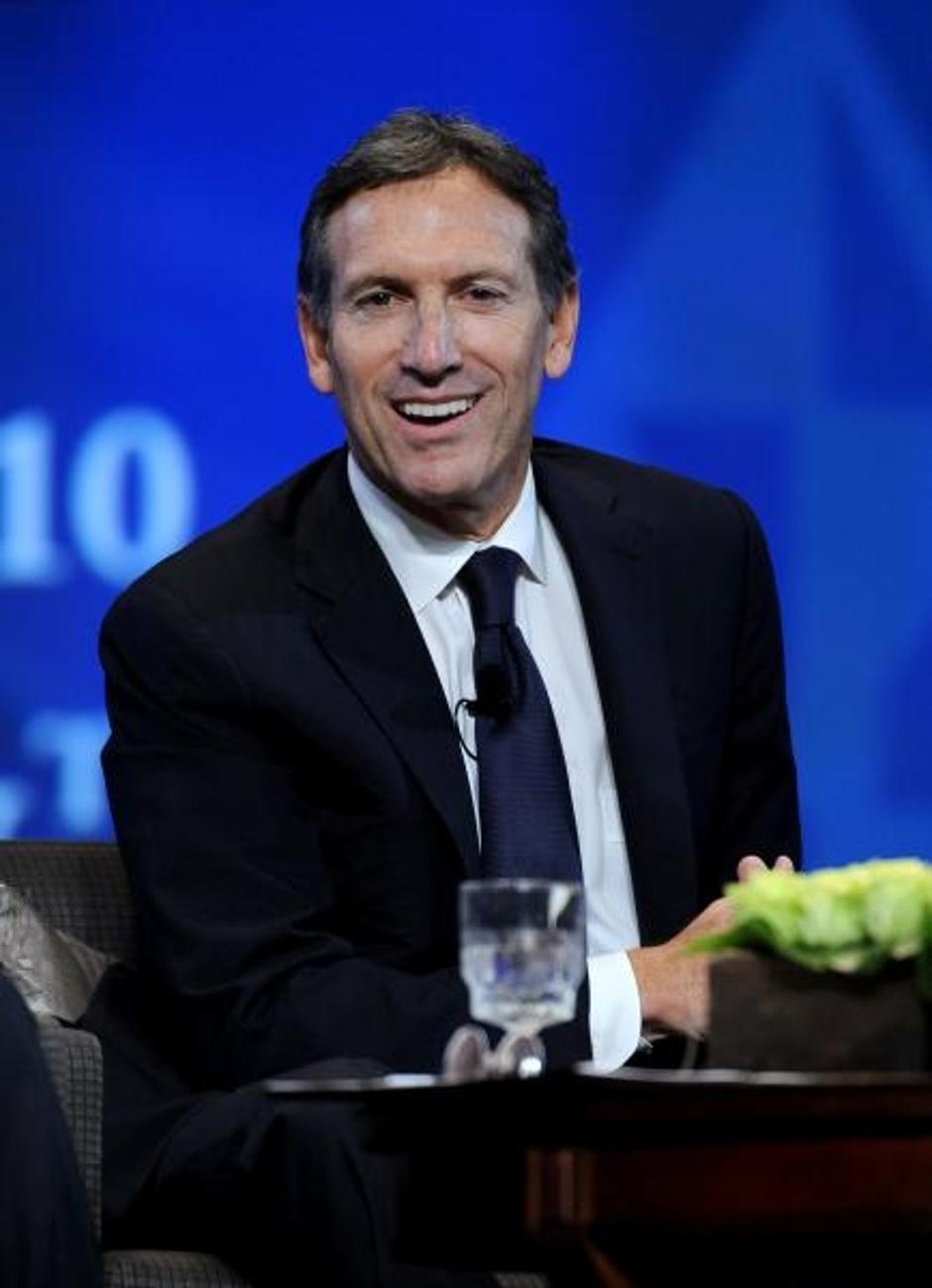 Howard Schultz | Author: Press Association/PIXSELL