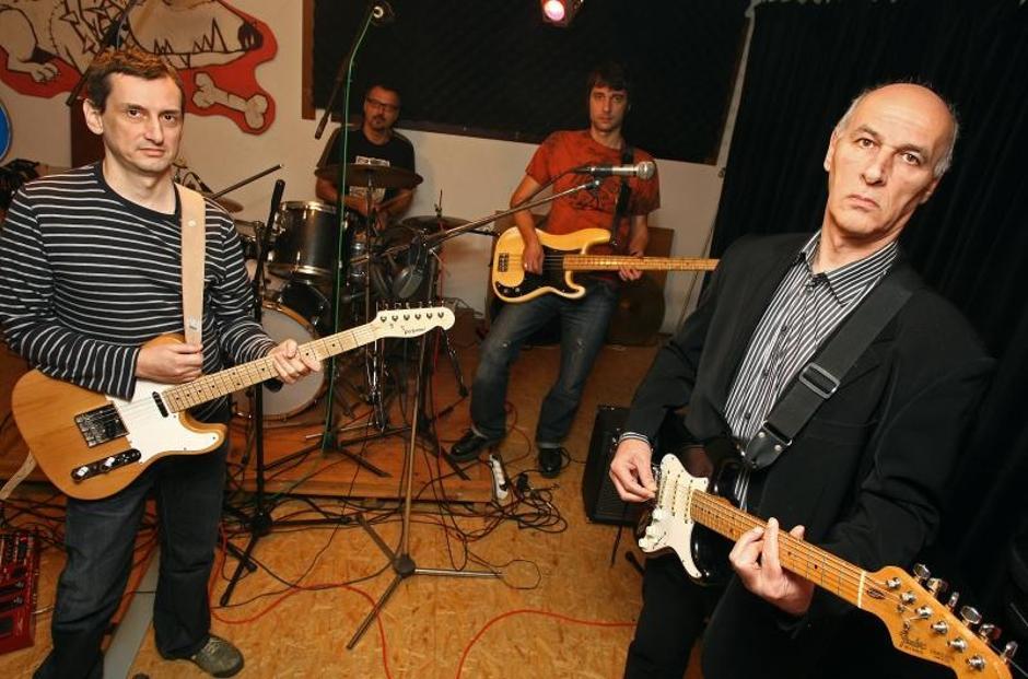 Rock bend Zvučni Zid snimili su svoj prvi singl s pjesmom Osmijeh | Author: Jurica Galoic (PIXSELL)