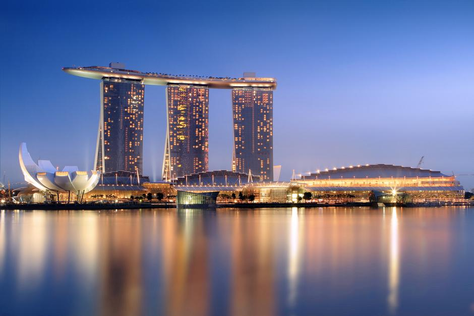 Marina Bay Sands | Author: Wikipedia Commons