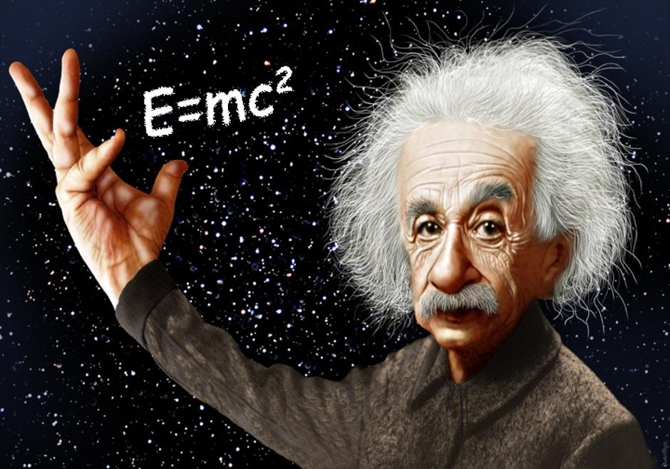 Albert Einstein | Author: DonkeyHotey/ Flickr/ CC BY 2.0