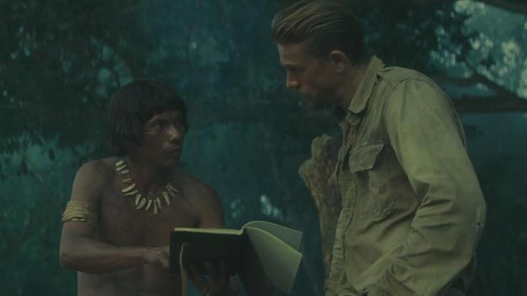 Scena iz filma The lost city of Z