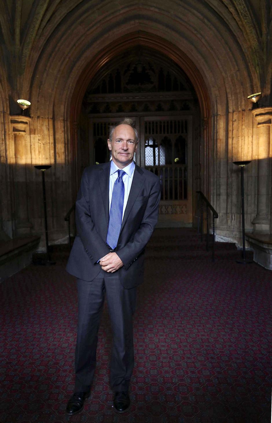 Tim Berners-Lee izumitelj world wide weba | Author: Philip Toscano/Press Association/PIXSELL