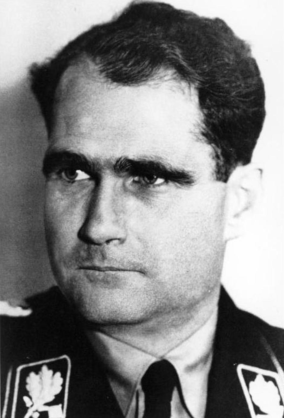 Rudolf Hess | Author: Wikipedia