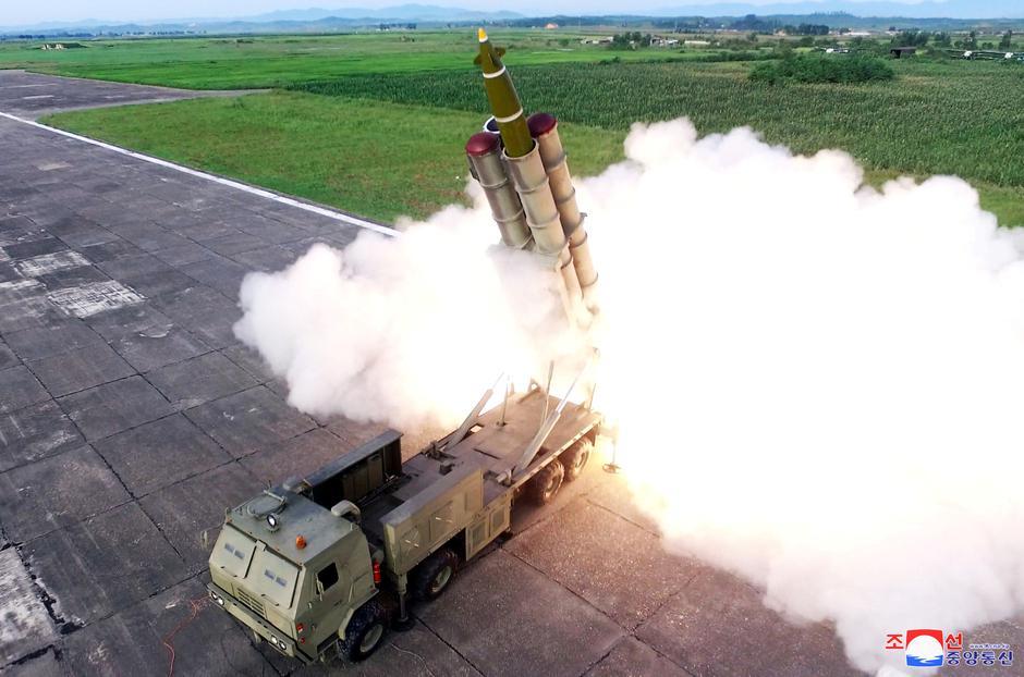 Testiranje balističkih raketa u Sjevernoj Koreji | Author: REUTERS