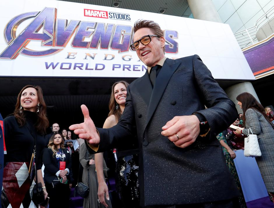 Robert Downey Jr. | Author: MARIO ANZUONI/REUTERS/PIXSELL