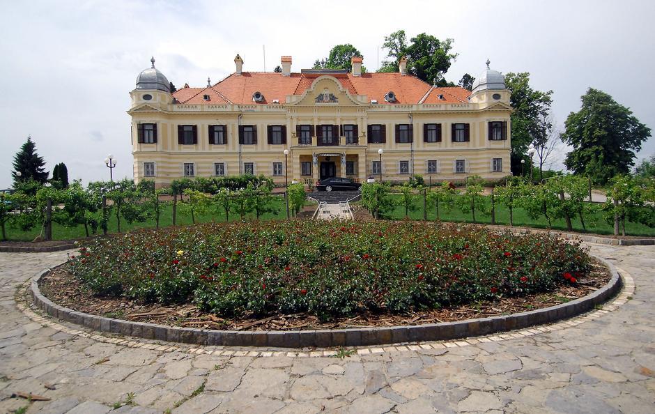 Dvorac Šaulovec | Author: Marko Jurinec (PIXSELL)