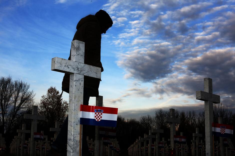 Obilježavanje obljetnice pada Vukovara | Author: Marko Mrkonjic/PIXSELL
