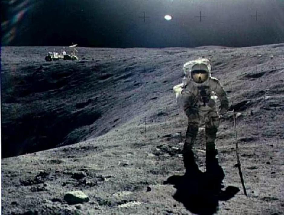 Slijetanje na Mjesec | Author: NASA