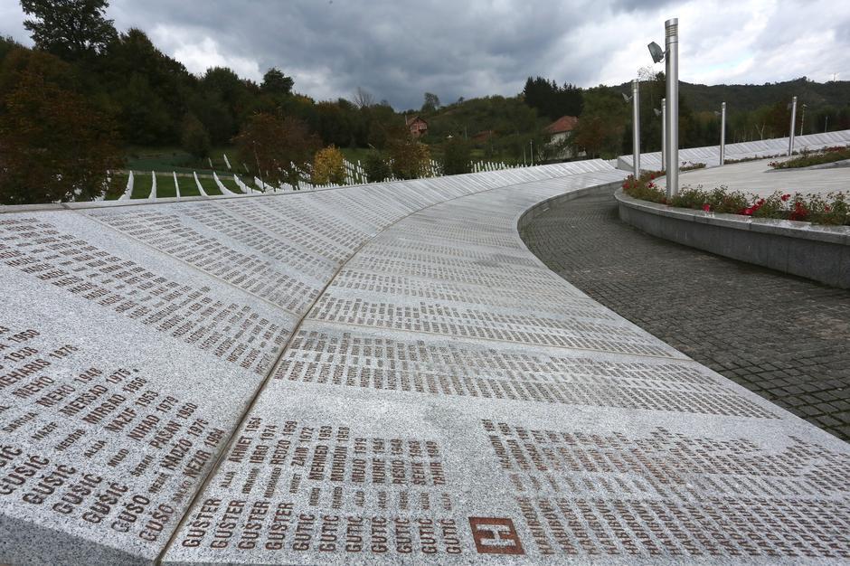 Spomen obilježje u Srebrenici | Author: Marko Mrkonjić/PIXSELL
