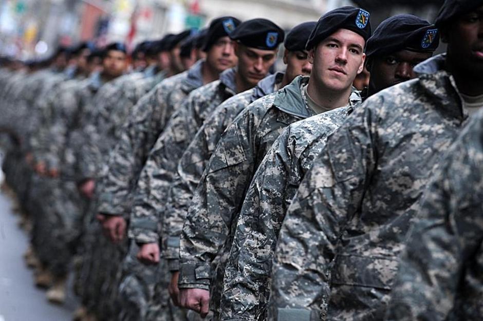Američki veterani | Author: Dennis Van Tine/Press Association/PIXSELL