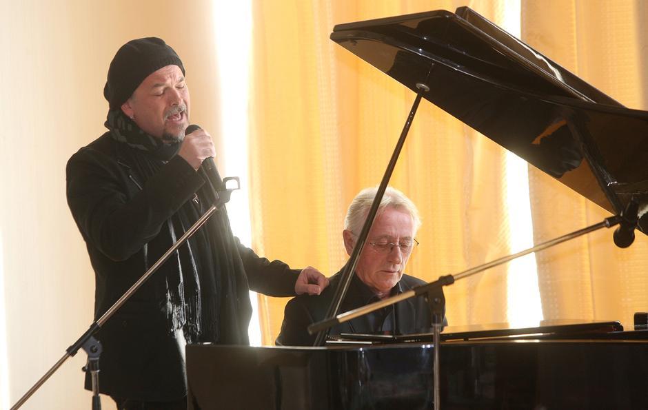 Oliver i Gibonni   Author: Igor Kralj (PIXSELL)