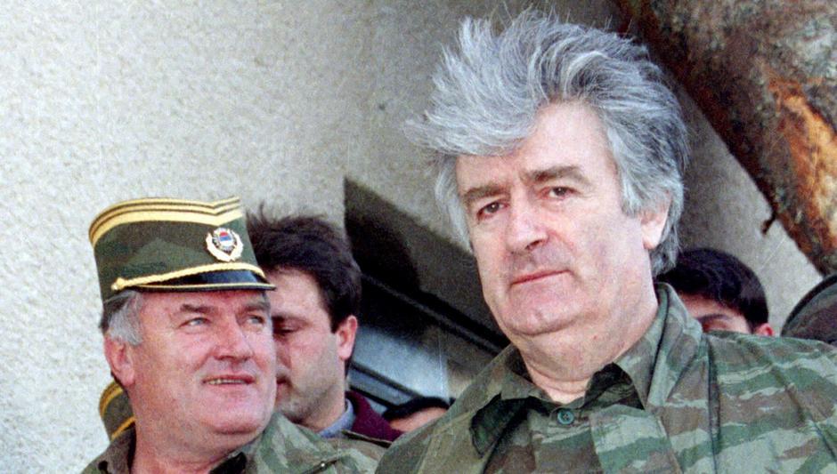 Ratko Mladić i Radovan Karadžić | Author: REUTERS