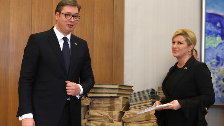 Image result for kolinda vučić dokumenti