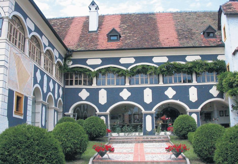 Dvorac Miljana | Author: Express