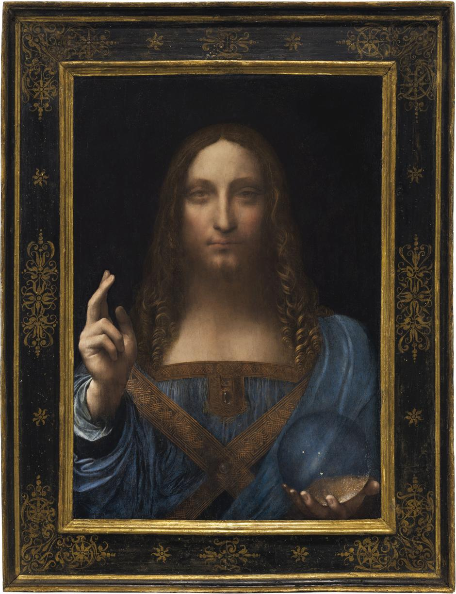 Salvator Mundi | Author: Wikipedia