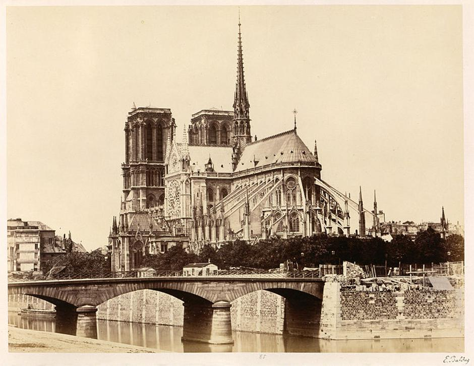 Notre Dame | Author: Wikipedia