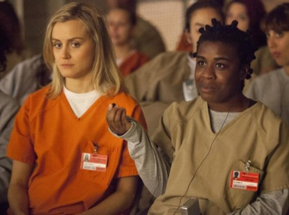 Orange is the new black | Author: The Mirisch Company/United Artists