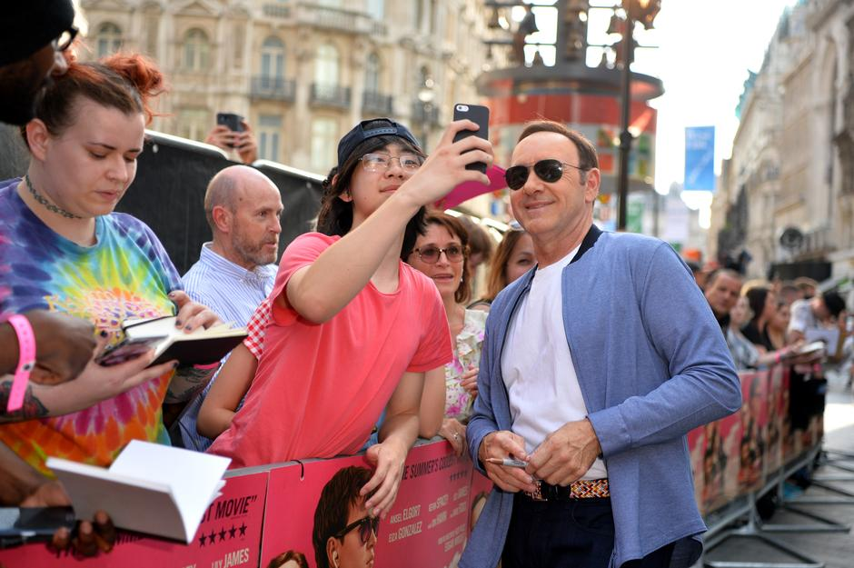 Kevin Spacey | Author: Press Association/PIXSELL