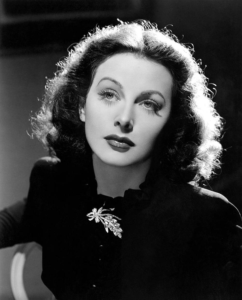 Hedy Lamarr | Author: Wikipedia Commons