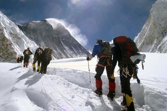 Uspon na Mount Everest