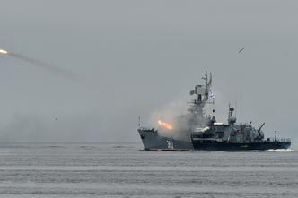 Ruska parada u sklopu obilježavanja Dana mornarice