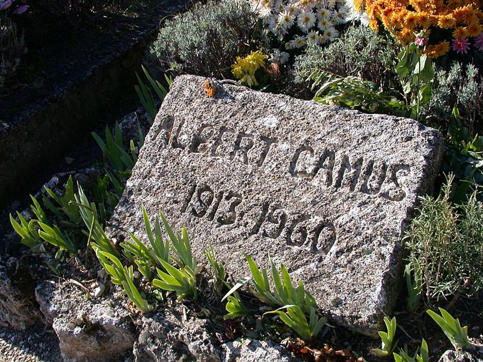 Albert Camus | Author: Wikipedia Commons
