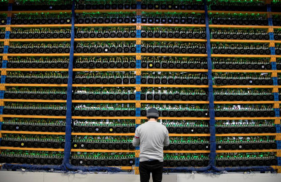 Rudarenje kriptovaluta | Author: CHRISTINNE MUSCHI/REUTERS/PIXSELL