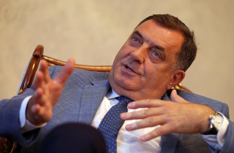 Milorad Dodik | Author: REUTERS