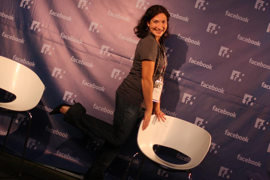 Sestra osnivača Facebooka Randi Zuckerberg | Author: Flickr