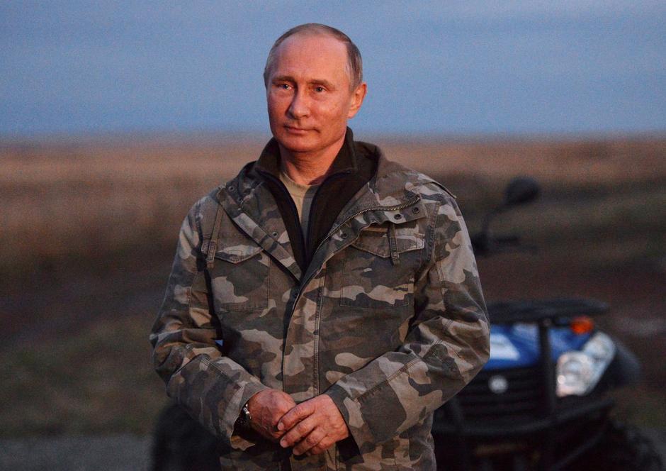 Vladimir Putin   Author: REUTERS