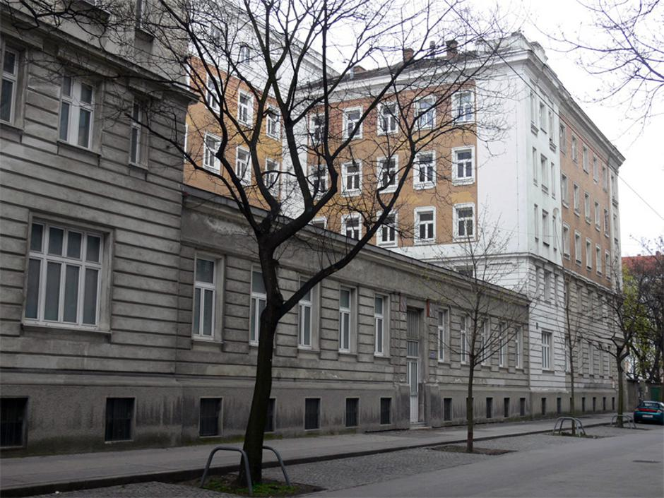 Meldemannstrasse gay hostel | Author: Wikipedia