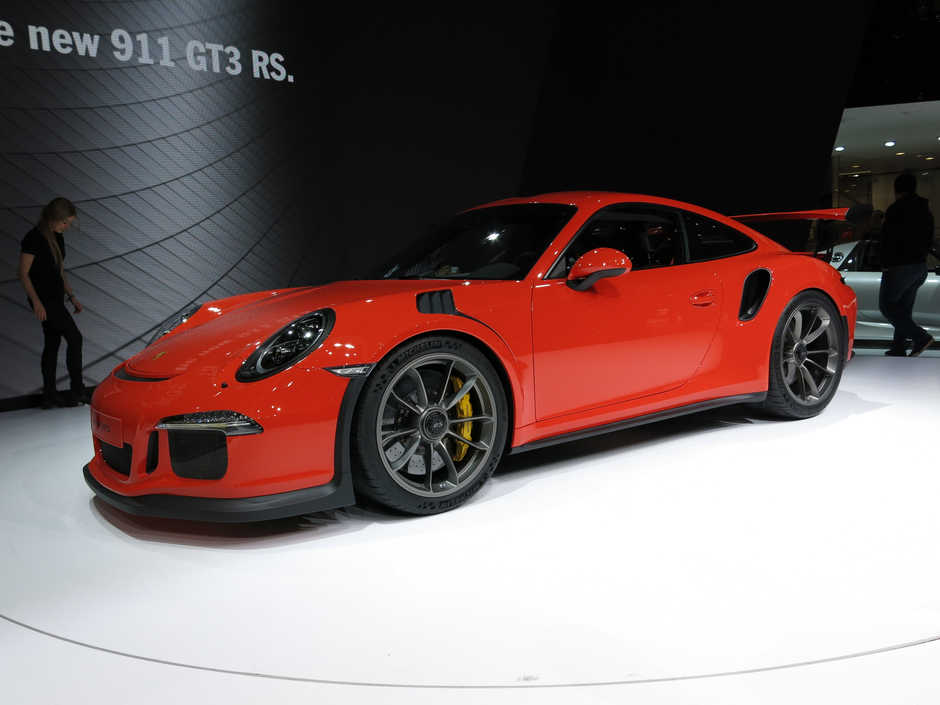 Porsche 911 GT3RS | Author: Norbert Aepli/Wikipedia