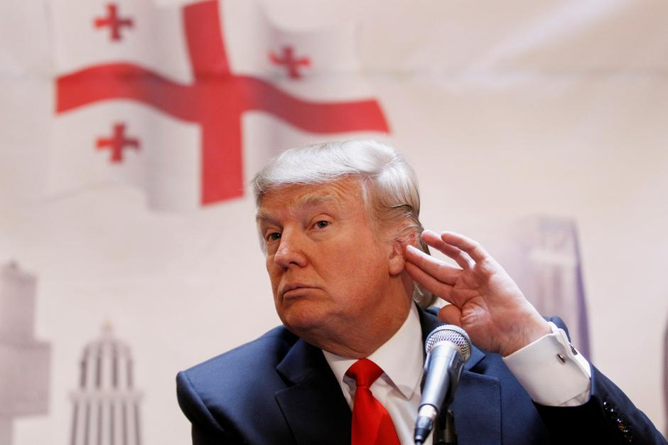 Donald Trump | Author: REUTERS