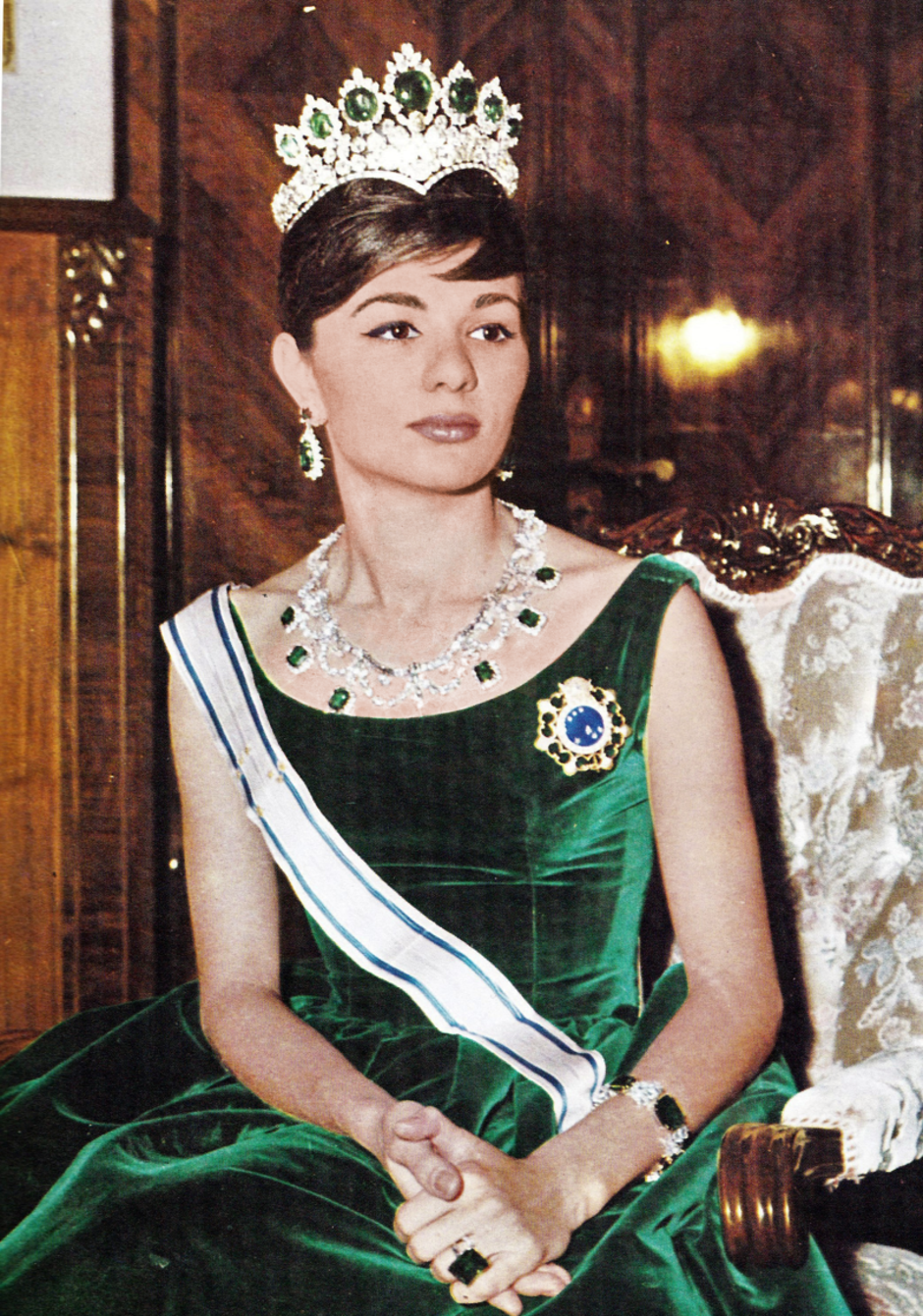 Farah Pahlavi | Author: wikipedia