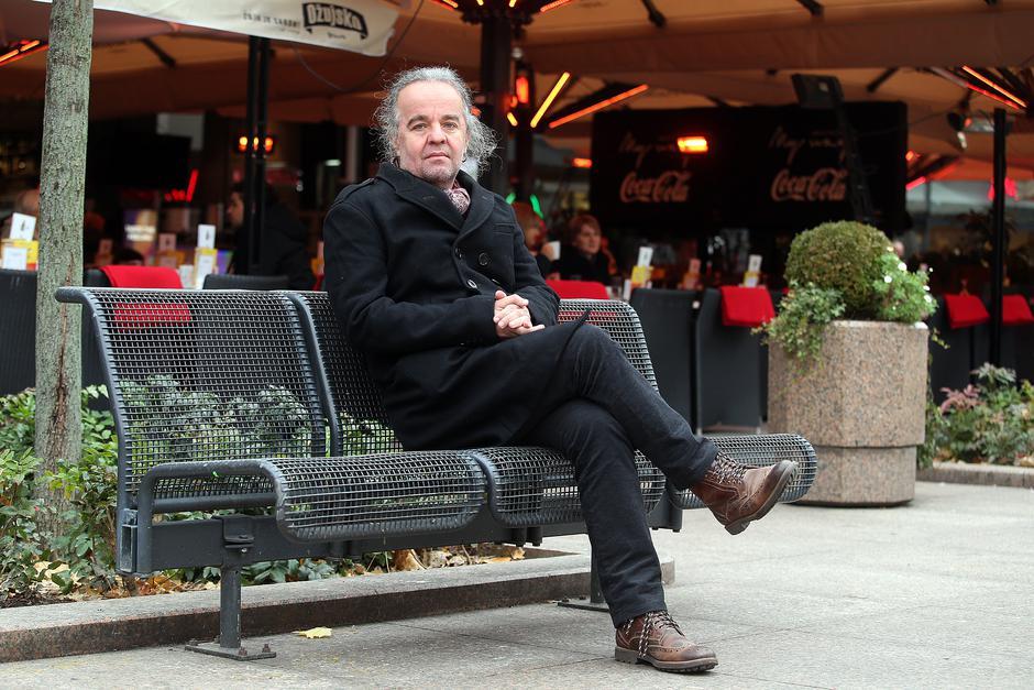 Miljenko Jergović | Author: Goran Stanzl (PIXSELL)