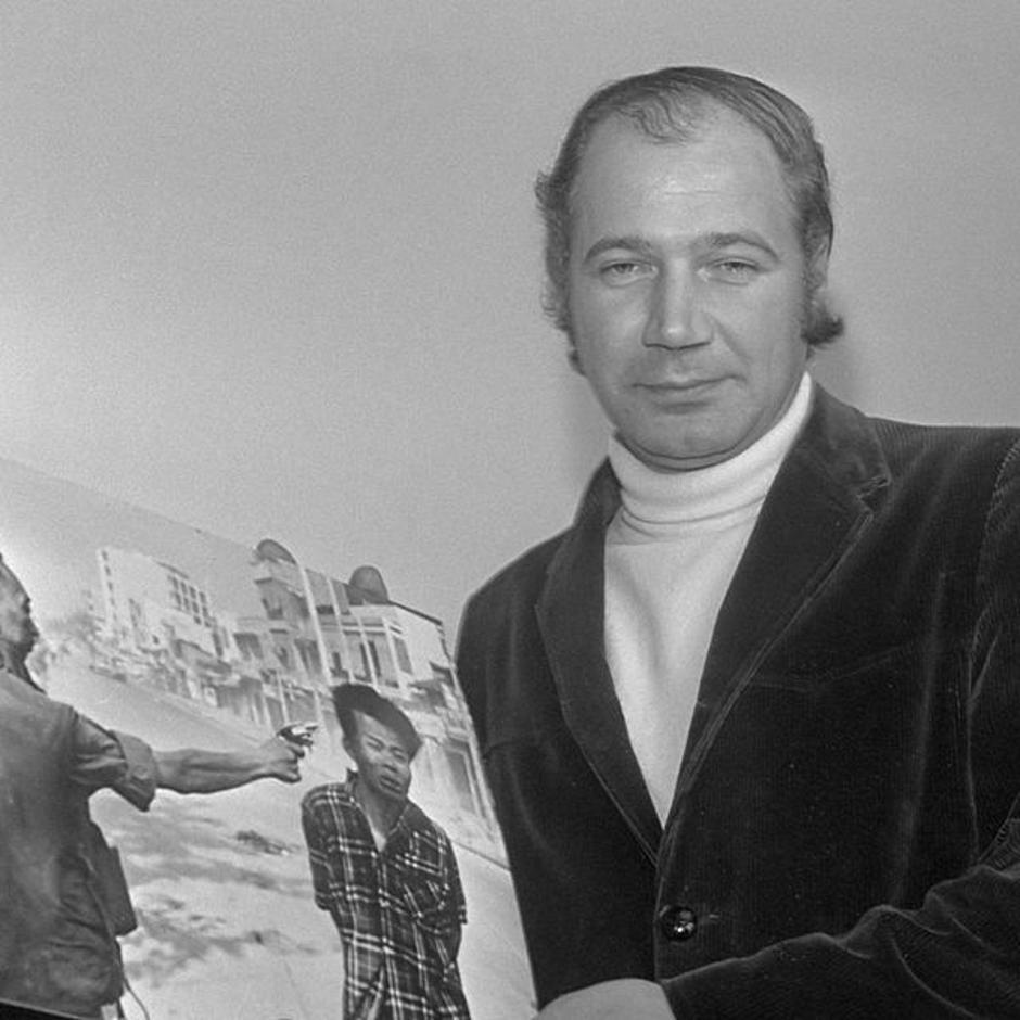 Eddie Adams, autor najpoznatije ratne fotografije | Author: Wikimedia Commons